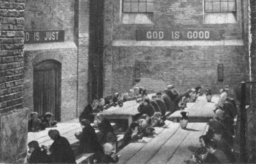 a step back to the workhouse essay The writer of the academic essay aims to persuade readers of an idea based on evidence the beginning of the essay is a crucial first step in this process in order to engage readers and establish your authority, the beginning of your essay has to accomplish certain business.