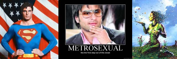 Metrosexual worship leader test