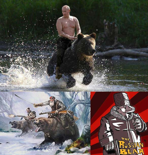 America S Amoral Oil Barons Versus Vladimir Putin Amp The Russian Bear By S R Shearer