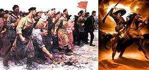 mexican russian revolutions Oppressive regimes peasants uprising the rush of victory the 20th century was a time of mass upheaval all over the world, where working class peoples demanded more from their governments and took up arms to get it.